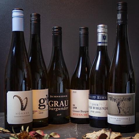 Wein Paket Grauburgunder Pfalz (6 Flaschen)