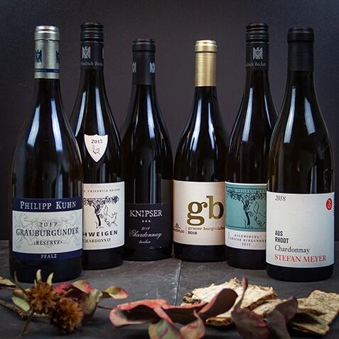Wein Paket Burgunder der Pfalz (6 Flaschen)