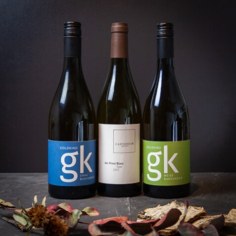 Wein Paket Burgunder der Region Variante A (3 Flaschen)