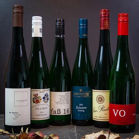 Wein Paket Saar Riesling (6 Flaschen)