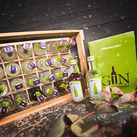 Gin Adventskalender