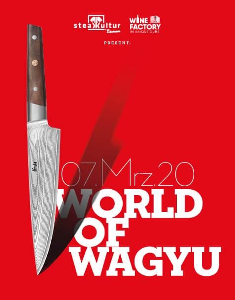World of Wagyu / 07.03.2020