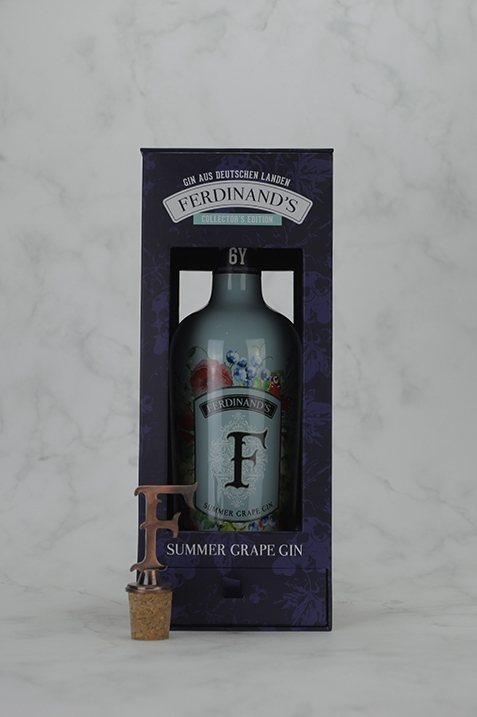 Ferdinand's Summer Grape Gin