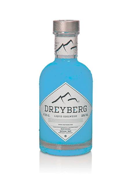 Dreyberg Liquid Edelweiss 20cl