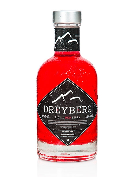Dreyberg Liquid Red Berry 20cl