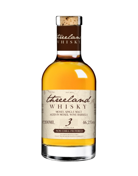 Threeland Whisky Single Malt 3Y