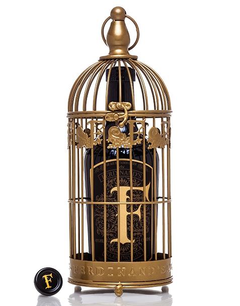 Ferdinand's Saar Dry Gin GOLDCAP