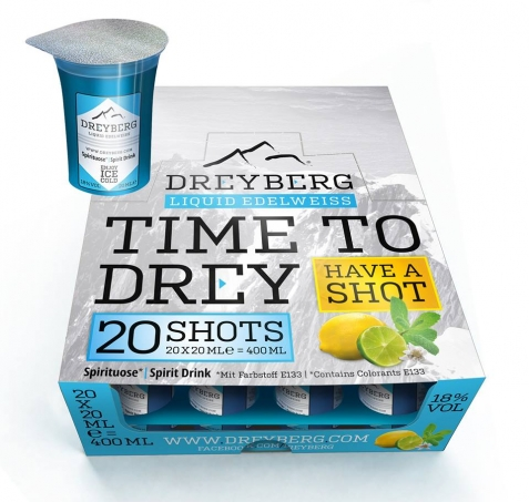 Dreyberg Shot in a Box