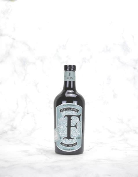 """Ferdinand's Saar Dry Gin """"Cask Strength"""" 66,6%"""
