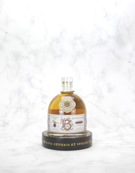 BONPLAND RUM Barbados 20 Years