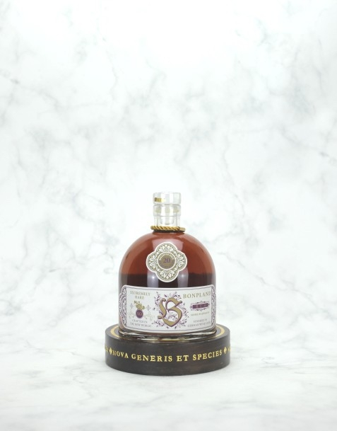 BONPLAND RUM Guadelope 20 Years - Bellevue Distillery